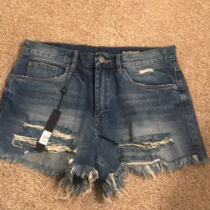 New With Tags!! Blank NYC Jean Shorts